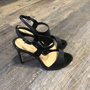 Gianni Bini black heeled sandal